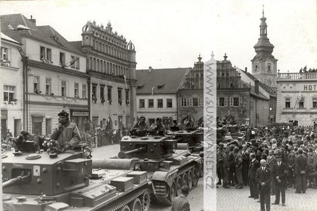 15 Březen 1939 Photo: Stará Sušice